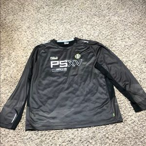 Polo Long Sleeve New Without Tags